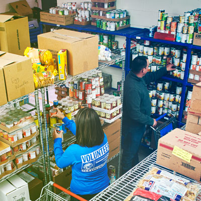 Hidden Harvest helps the hungry in three counties