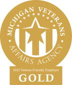 Consumers Energy has been named a gold-level Veteran-Friendly Employer by the Michigan Veterans Affairs Agency.