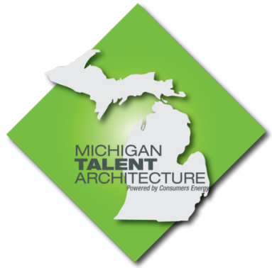 michigan talent architecture logo