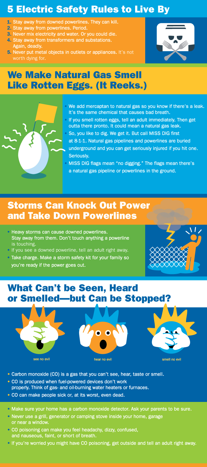 Energy Safety | Consumers Energy