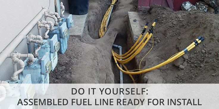 Natural Gas Fuel Lines Consumers Energy