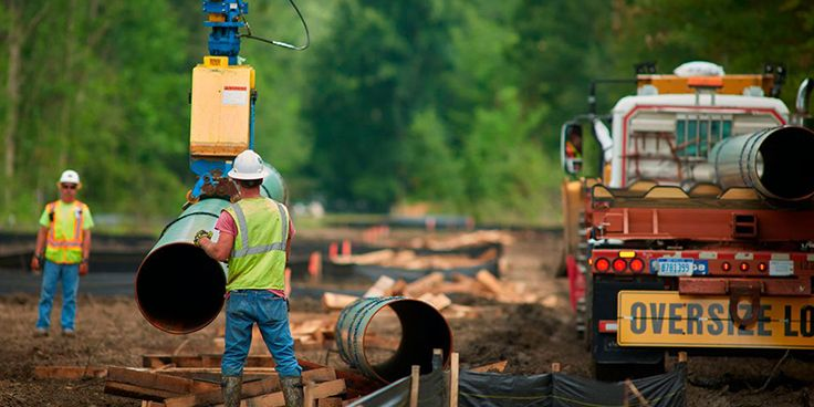 Saginaw Trail Pipeline Project | Consumers Energy
