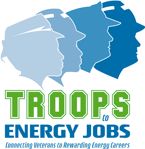 troops energy jobs logo