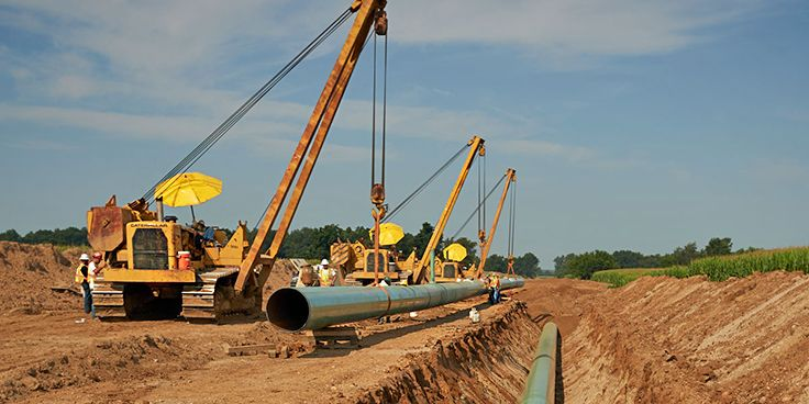oil and gas pipeline construction procedures pdf